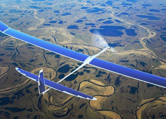 Google buys solar-powered drone maker Titan Aerospace | News | Geek.com
