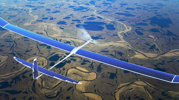 Google buys solar-powered drone maker Titan Aerospace   News   Geek.com