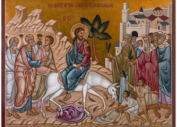 Theology Think: The Stones Cry Out: The Hope of Easter for All Creation