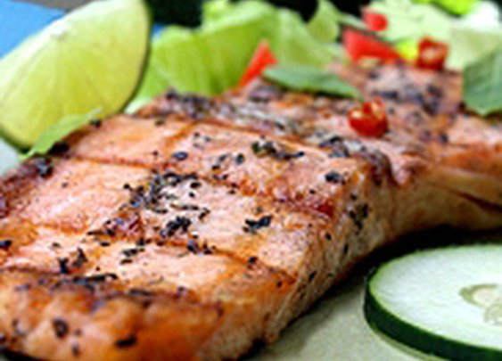Thai Salmon - Thai Salmon Recipe