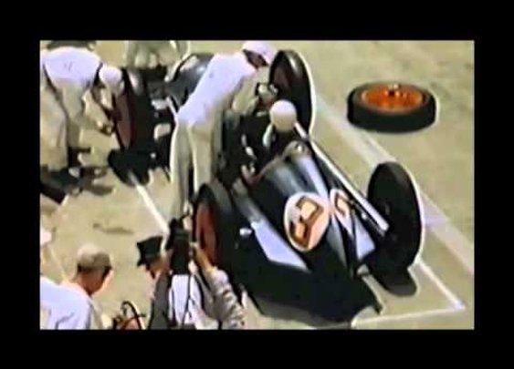 Formula 1 Pit Stops: 1950 vs. Today