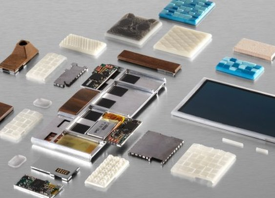 Project Ara modular smartphone to get off the blocks in early 2015