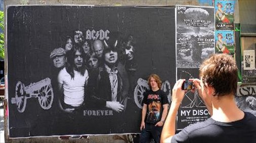 AC/DC plan to continue despite co-founder Malcolm Young's illness