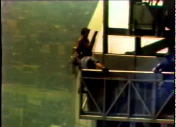 George Willig Climbs the World Trade Center - Channel 2 & 4 News Stories