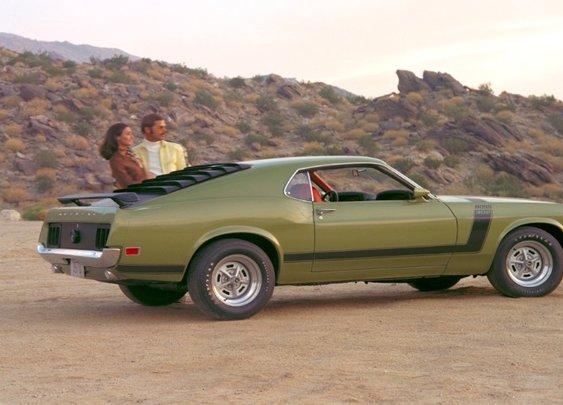 50 years 50 Mustangs