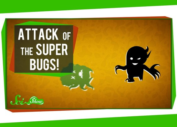 Attack of the Super Bugs - YouTube