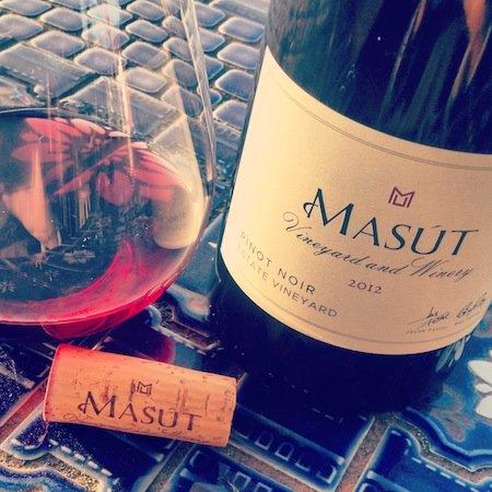 Masút Pinot Noir 2012