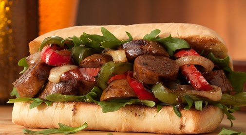 Italian Sausage and Pepper Sandwiches
