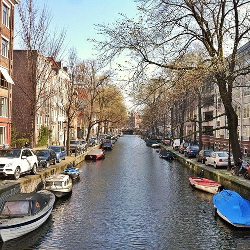 Amsterdam is Prettier Than You Think: Instagramming Amsterdam