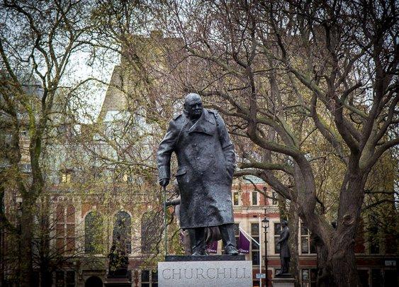 Churchill War Rooms tour, London