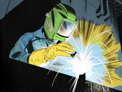 Yes, You Can Learn to Weld. Here's How. - Popular Mechanics