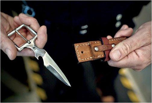 BOWEN BELT KNIFE