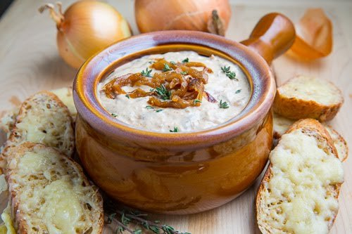 French Onion Soup Dip | Culinary Recipes