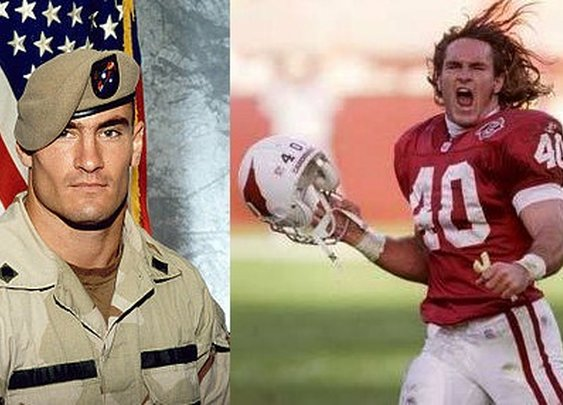 Pat Tillman, A Real American Hero (11/6/76 - 4/22/04) : 101 or Less