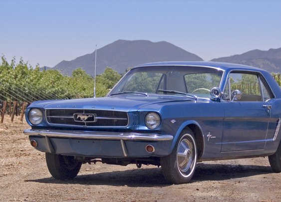 A History Of Ford Mustangs In The Movies