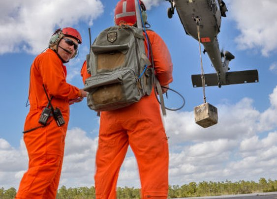 Optionally Piloted Black Hawk First Flight