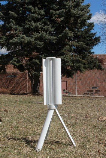 Trinity portable wind turbine takes a breezy approach to charging-on-the-go