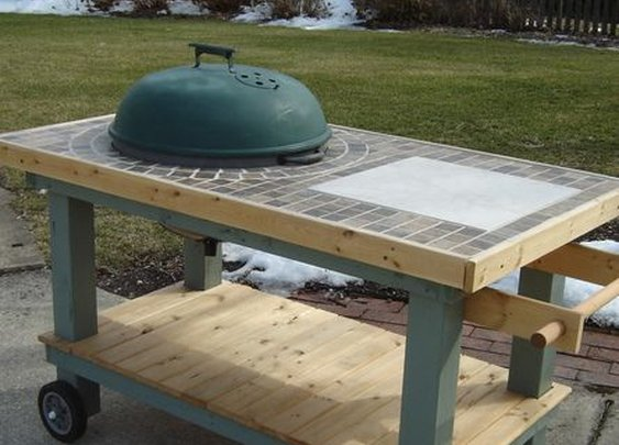 Worlds Coolest Charcoal Grill DIY - Craft Like This