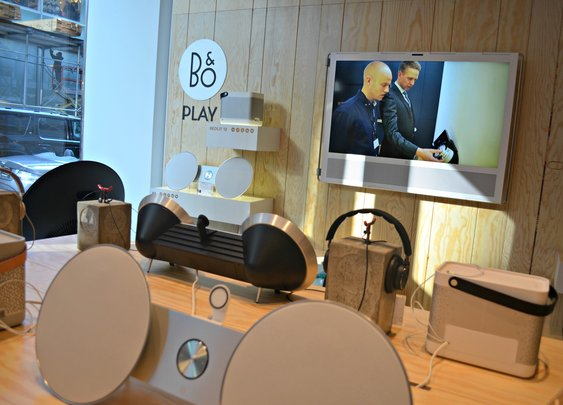 Bang & Olufsen Unveils Madison Avenue Flagship Store in NYC
