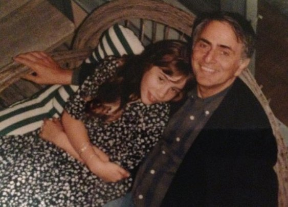 Lessons of Immortality and Mortality From My Father, Carl Sagan
