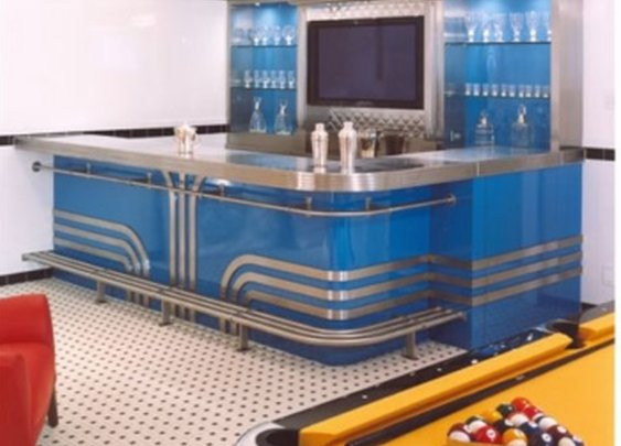Setting Up Your Own Retro Bar