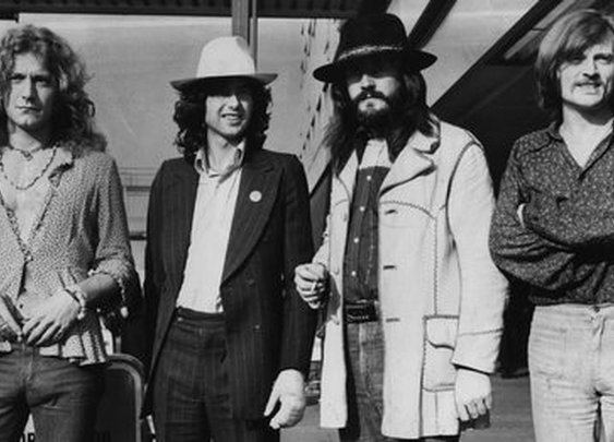 BBC News - Led Zeppelin unleash unheard recordings