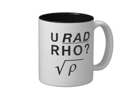 U Rad Rho - You Mad Bro? Coffee Mug from Zazzle.com