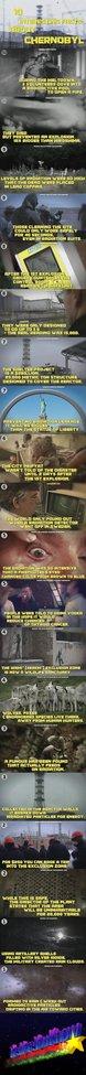 10 Chernobyl Facts
