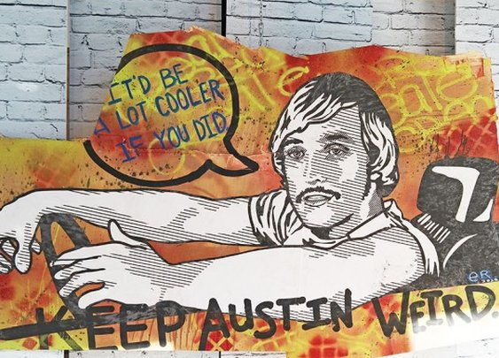 Austin, Texas, more than the home town of Willie Nelson and Matthew McConaughey