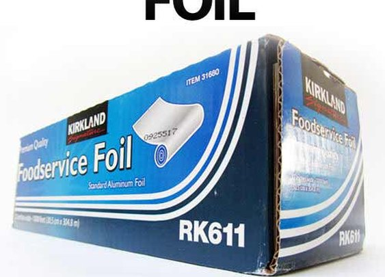 30 Unusual Uses for Aluminum Foil - SHTF Preparedness