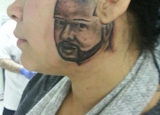 Bad Tattoos: 16 Terrible Funny Failures   Team Jimmy Joe