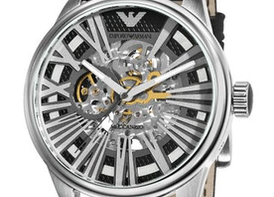 Emporio Armani Watches For Men - Watching Elegance