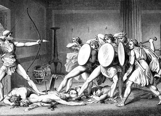 Badass  - Odysseus