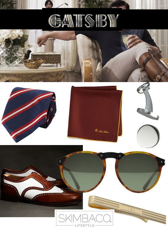 For Men: How To Get The Gatsby Look