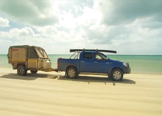 You've never wanted a trailer more than right now. [VIDEO]