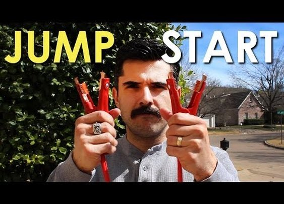 How to Jump Start a Car [VIDEO] | The Art of Manliness