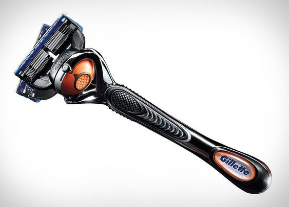 Gillette Fusion ProGlide FlexBall Razor   Uncrate