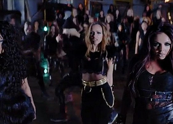 "Watch Little Mix Stomp The Yard In ""Salute"" Video (Song Of The Weekend) 