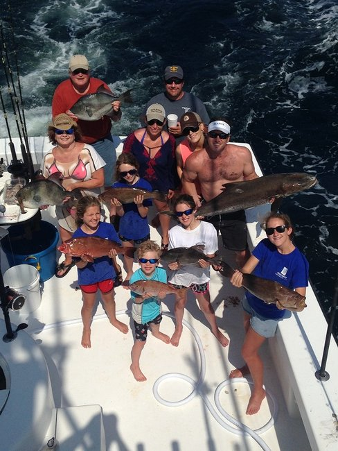 An Orange Beach Fishing Charter That Does It Right