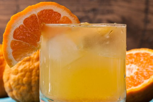 This Tangerine Margarita Is Just Perfect - Cooking Tips - Food News