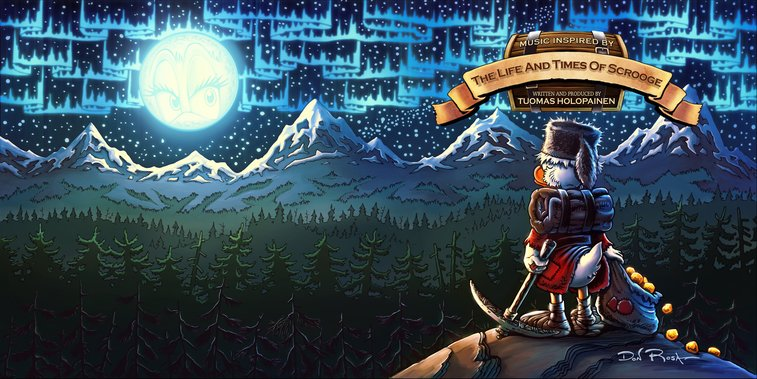Tuomas Holopainen : Music inspired by the Life and Times of Scrooge McDuck