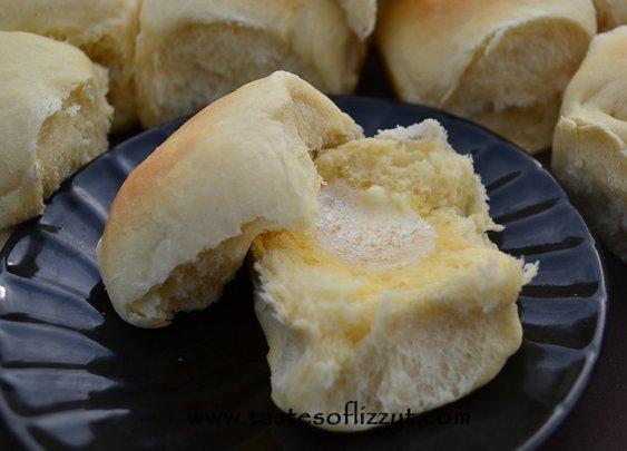 Buttery Soft Rolls
