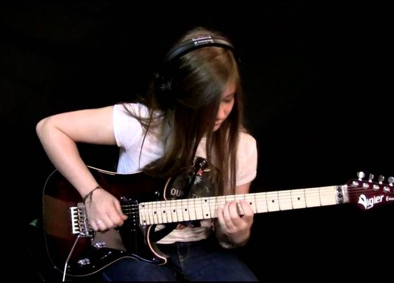 Pink Floyd - Comfortably Numb Solo Cover - YouTube