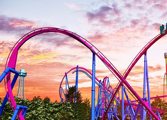 5 New Record-Breaking Rides That Will Terrify You This Summer | Design | WIRED