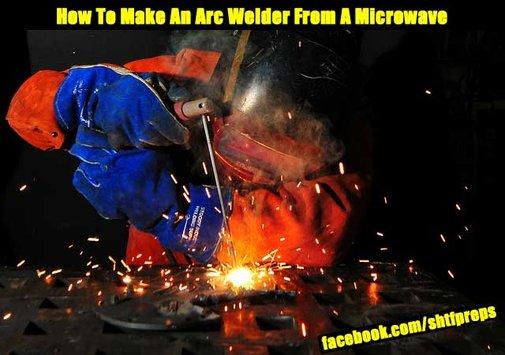 How To Make An Arc Welder - SHTF Preparedness