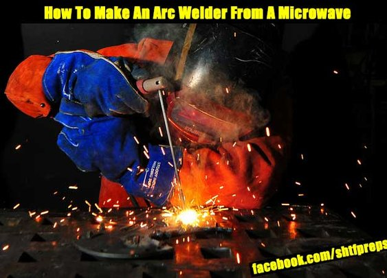 How To Make An Arc Welder - SHTF Preparedness