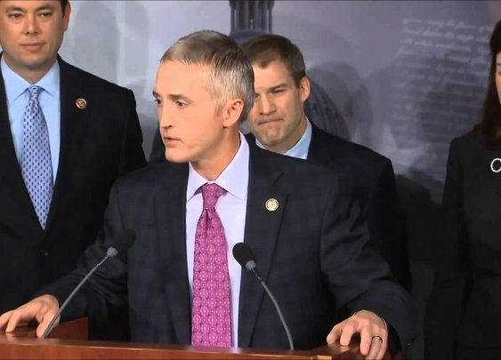 Trey Gowdy Demands Answers On Benghazi - YouTube
