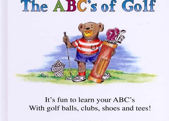Children's Golf Book by Susan Greene - More Golf Today Golf Deal
