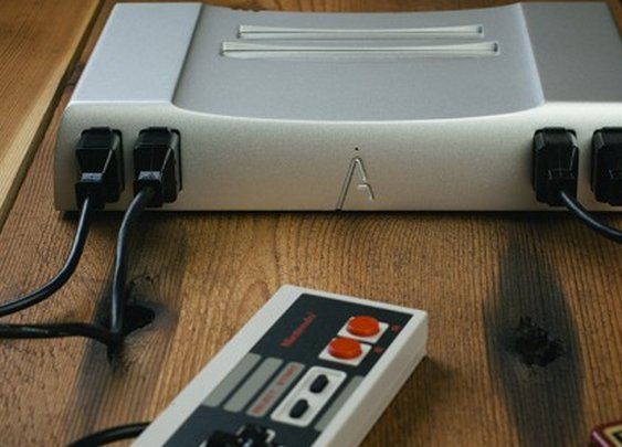 NES reborn as aluminum-clad Analogue Nt