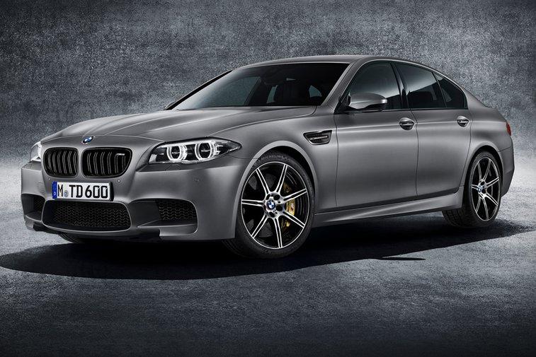 BMW 30 Jahre M5 | Uncrate